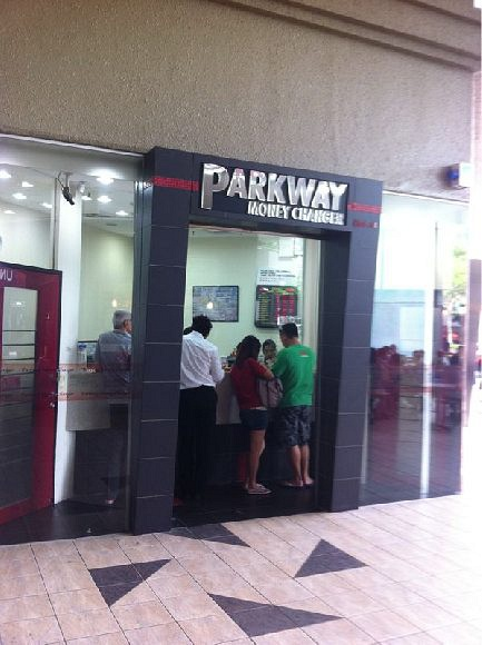 Parkway Money Changer (Parkway Parade)