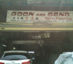 Boon & Seng Motor Works & Spray Painting LLP Photos