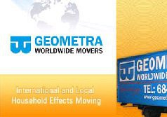 Geometra Worldwide Movers Pte Ltd Photos