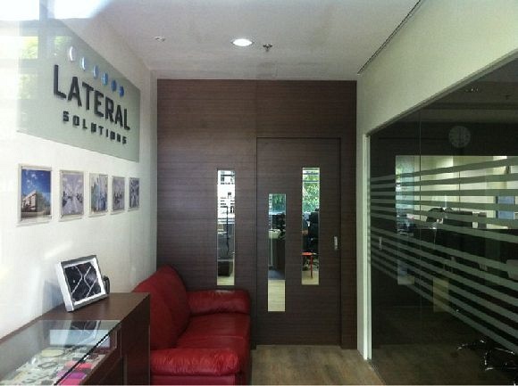 Lateral Solutions Pte Ltd (JTC Factory)