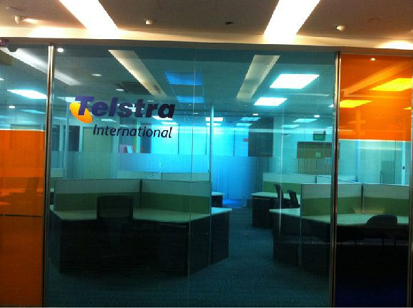 Telstra Singapore Pte Ltd (Pacific Tech Centre)