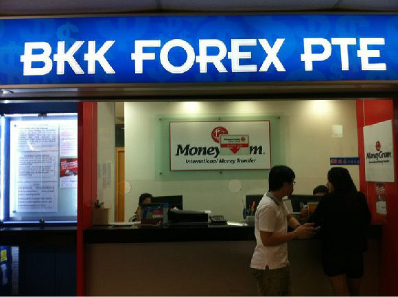 Bkk Forex Pte Ltd (Golden Mile Complex)