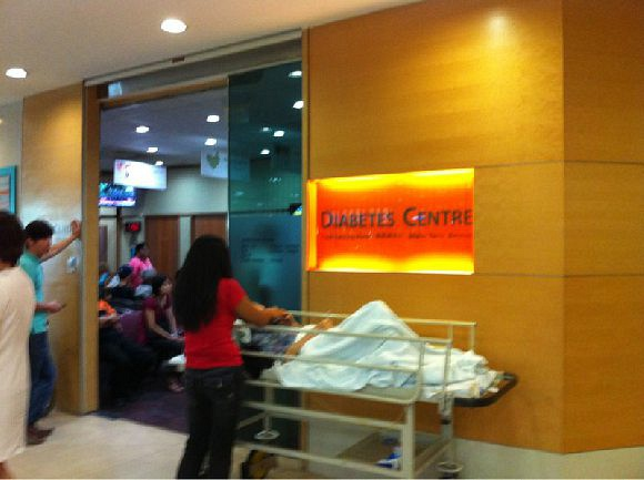 Diabetes Centre (SGH) (Singapore General Hospital (SGH))