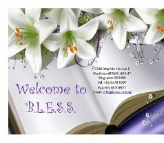 B.l.e.s.s. Services Pte Ltd Photos