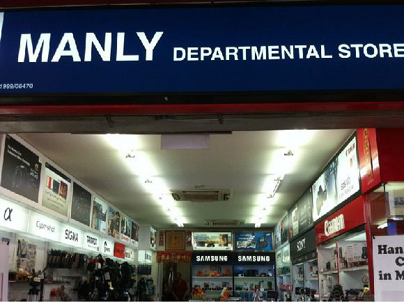 Manly Departmental Store Pte Ltd (Kreta Ayer Shop Houses)