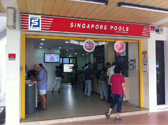 Singapore Pools Pte Ltd