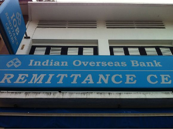 Indian Overseas Bank (Little India Shop Houses)