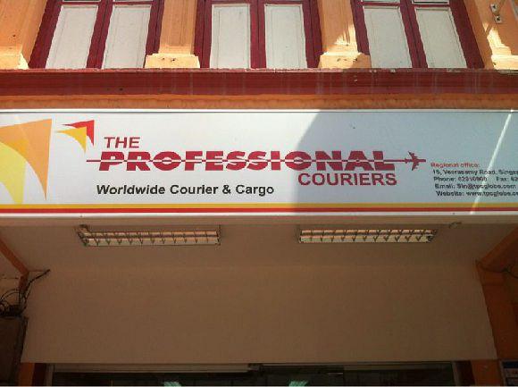 TPC Professional Couriers (S) Pte Ltd (Little India Shop Houses)
