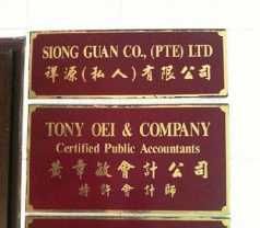 Tony Oei & Co. Photos