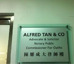 Alfred Tan & Co. Photos