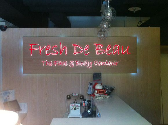 Fresh De Beau (China Square Central - Nankin Row)