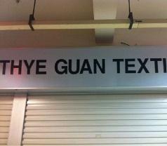 Thye Guan Textile Photos