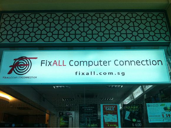 Fixall Computers Pte Ltd (Changi Road)