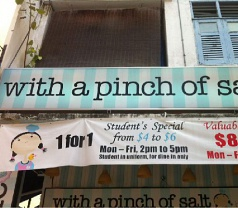 With A Pinch of Salt By Kyra Pte Ltd Photos