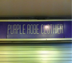 Purple Robe Clothier Photos