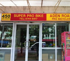 Aden Road & Mtb Pro Bicycles Photos