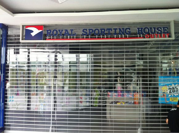 Royal Sporting House (Changi City Point)