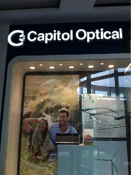 Capitol Optical  Co. Pte Ltd (Changi City Point)