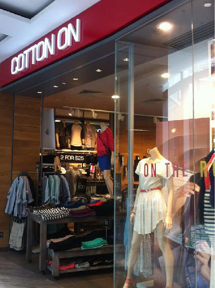 Cotton On (Changi City Point)