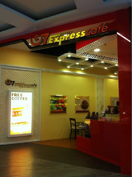G7 Express Cafe (Changi City Point)