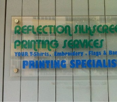 Reflection Silkscreen Printing Services Photos