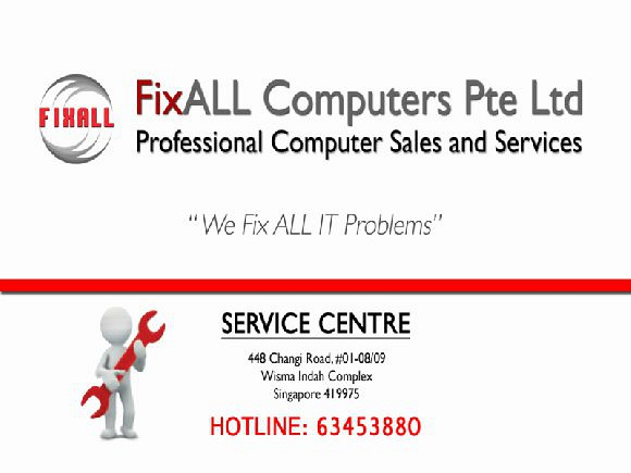 FixALL Computers Pte Ltd