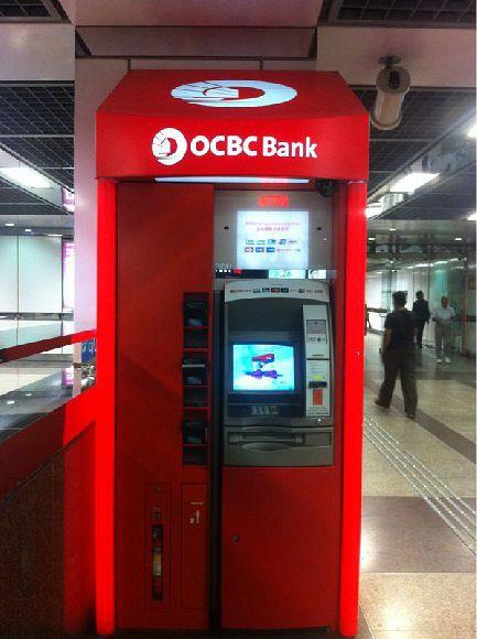 OCBC (Bras Basah MRT (CC2))