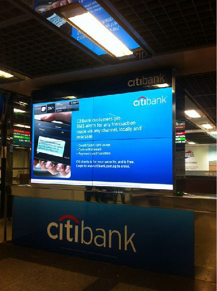 Citibank (City Hall MRT (EW13))