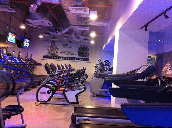 True Fitness Pte Ltd (Great World City)