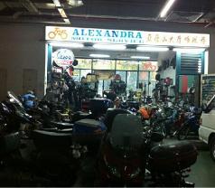 Alexandra Motor Service Photos