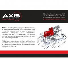 Axis Design Studio Pte Ltd Photos