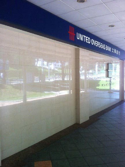 United Overseas Bank Ltd (UOB) (Raffles Place)