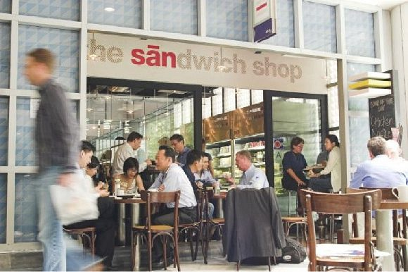 The Sandwich Shop (Robinson Centre)