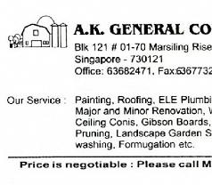 A.k. General Contractors Photos