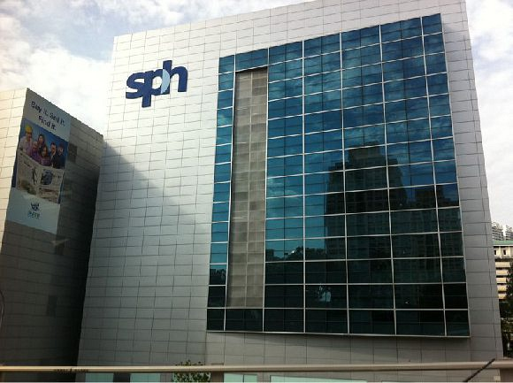Singapore Press Holdings Ltd (SPH News Centre)