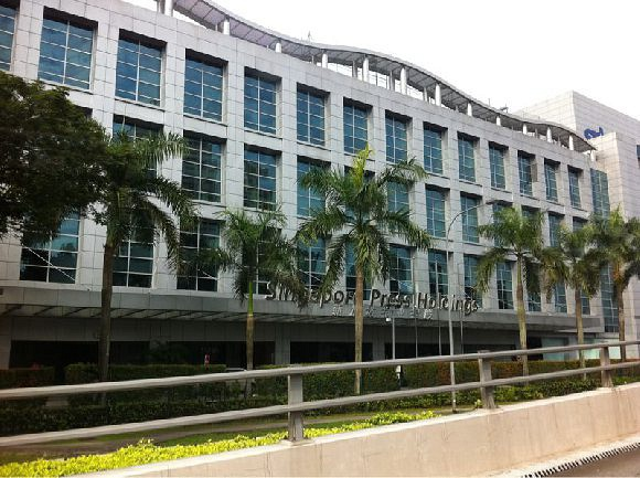 Singapore Press Holdings Ltd (SPH News Centre)