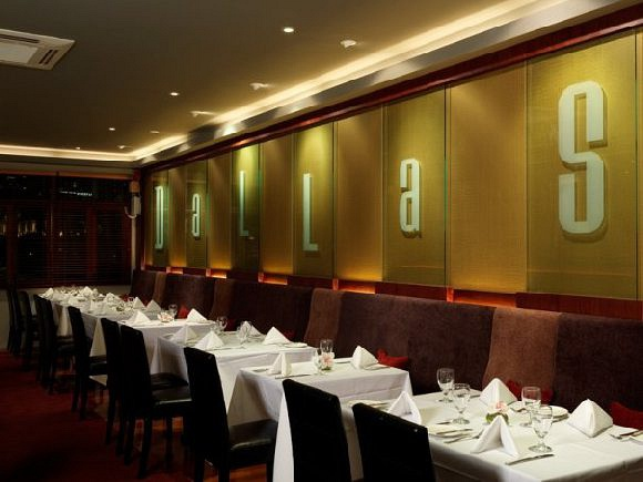 Restaurant Dallas Singapore