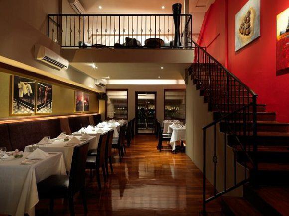 Dallas Restaurant Interior