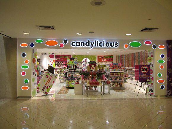 Candylicious at Takashimaya