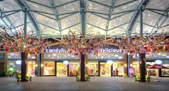 Candylicious Singapore Store
