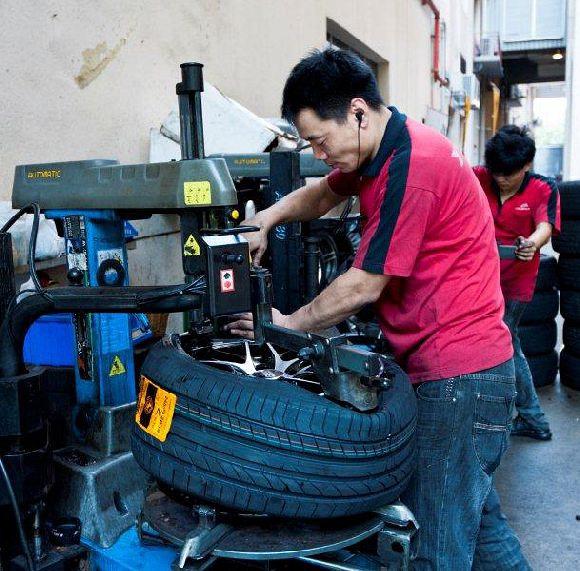 L S Tyres & Automotive Pte Ltd (Paya Ubi Industrial Park)