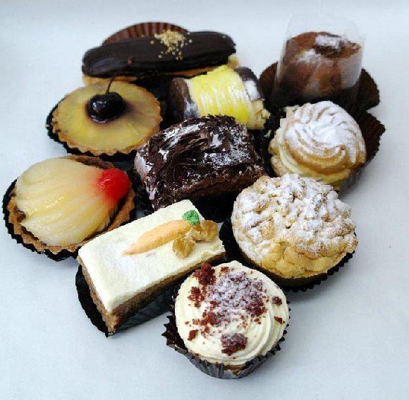 Desserts & pastries