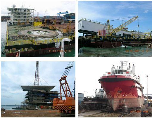 Shipyard Services