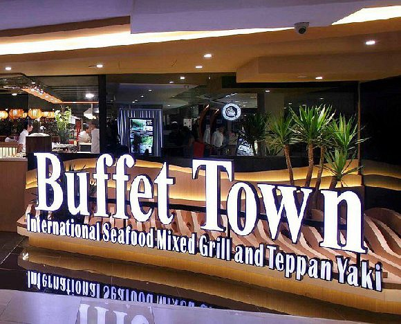 Buffet Town (Raffles City Shopping Centre)