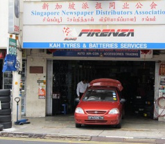Kah Tyres & Batteries Services Photos