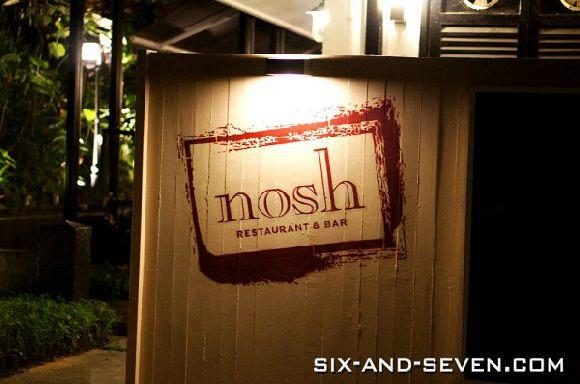 Nosh Restaurant & Bar (Rochester Park)