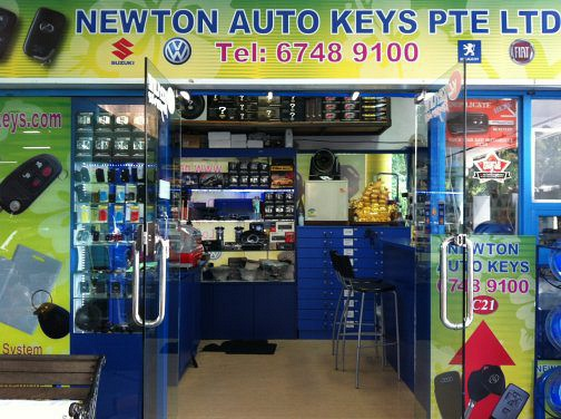 Newton Auto Keys Pte Ltd (The Grandstand)