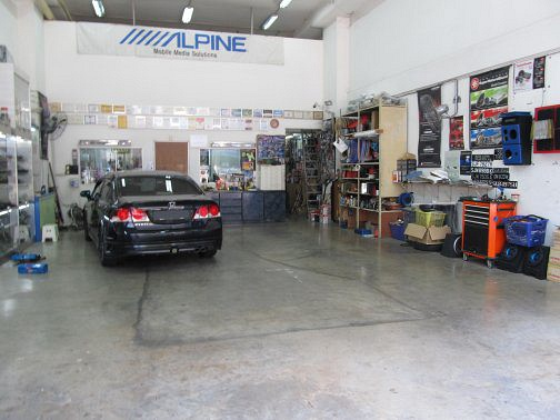 Darren Auto Accessories & Air Cond (Toh Guan Centre)