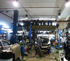 Guan Hin Motor Workshop Photos