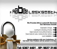 A Aabee Locksmith Photos